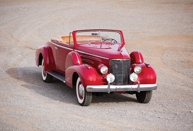 cadillac, 1938, v16, convertible, coupe