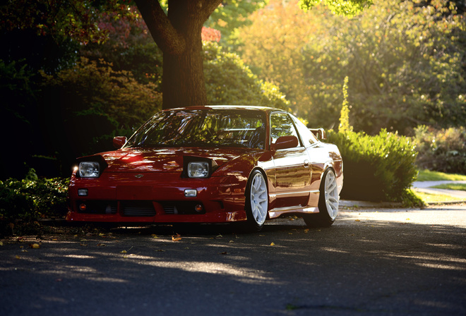 Nissan, 180SX, street, 1993, cars, drift cars, tuning, S13, japanese