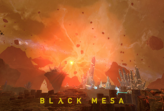 Black Mesa, Half-Life, Source Engine
