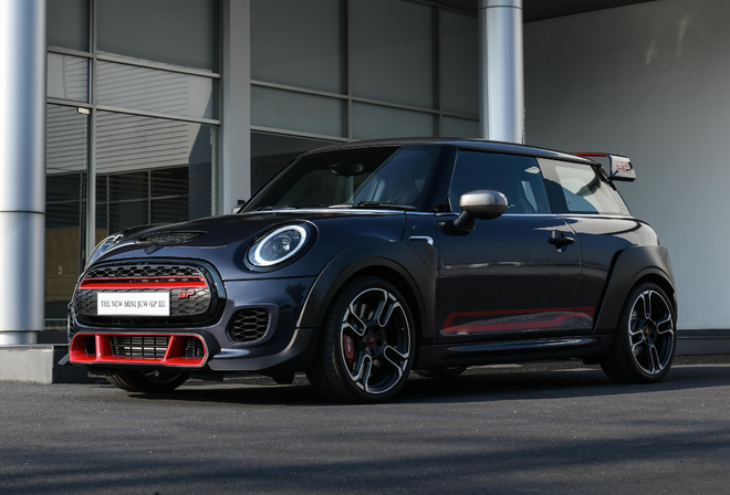 MINI John Cooper, Works GP