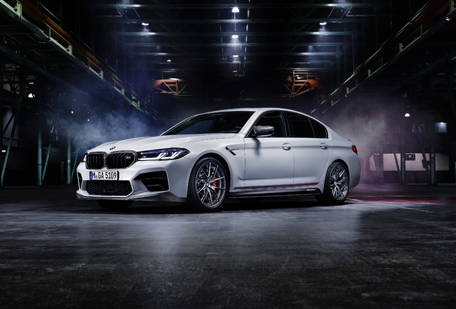 BMW, M5, Competition, M, Performance, Parts, 2020