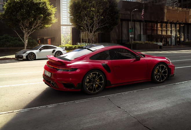 TechArt, Porsche, 911, Turbo, S, 2021