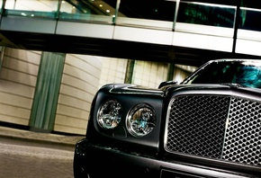 Bentley, arnage, бентли, фары
