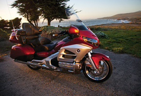 Honda, Touring - Sport Touring, Gold Wing, Gold Wing 2012, мото, мотоциклы, ...