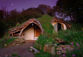 The lord of the rings, the shire, bag-end, bilbo & frodo, john ronald reuel tolkien, hobbiton