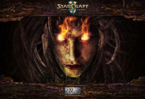 Starcraft 2, blizzard, старкрафт, heart of the swarm