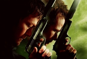 Boondock saints ii, оружие, святые из бундока, guns, пистолет