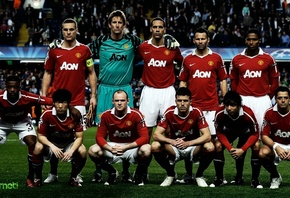 old trafford, team, champions league, Manchester united