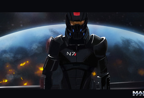Mememe, mass effect 3, шепард, земля, броня