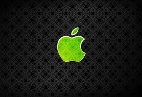 Apple, яблоко, green apple