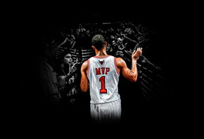bulls, basketball, chicago, 2011, next generation, mvp, most valuable player, Derrick rose, nba