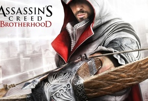 games, Assassins creed, brotherhood, братсво