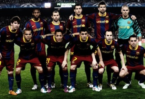 team, champions league, camp nou, Barcelona