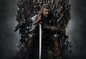 george martin, winter is coming, A song of ice and fire, sean bean, game of thrones, winterfell