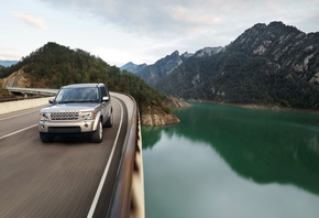 discovery, Land rover, 4