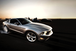 Ford, muscle car, 5.0, mustang