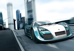 спорткар, Gumpert, apollo speed