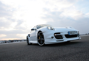 Techart, porsche, turbo, 911, s
