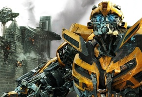 the movie, dark of the moon, трансформеры, michael bay, bumblbee, Transformers 3