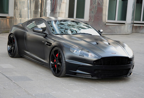 tuning, Aston martin dbs superior black edition, машина, car, 2400x1600