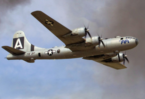 superfortress, _fifi_, Boeing, b-29a