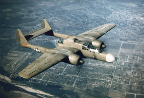 p-61, black widow, Northrop,