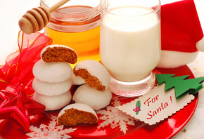 cool, colors, christmas cookies, Beautiful, christmas, for santa, cakes, holiday, drink, beauty
