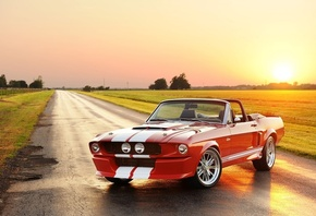 classic recreations, 500cr, convertible, gt, ford, mustang, shelby