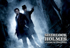 игра теней, a game of shadows, Шерлок холмс, sherlock holmes