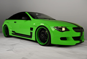 car, tuning, 3000x1992, prior design, машина, Bmw m6
