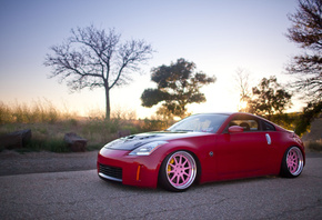 auto wallpapers, cars, tuning cars, nissan 350z, tuning, auto