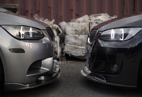 face to face, black, бмв, m3, silvery, 335xi, bmw, e92