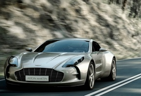Aston, Martin, One, 77, widescreen