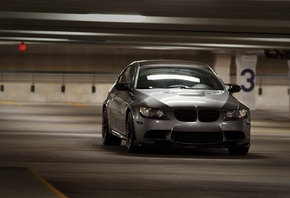Auto, сity, bmw m3, обои авто, bmw m3 e92, m3, parking, bmw, e92, cars, wal ...