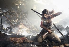 tomb raider, lara croft, 2o13
