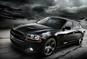 Dodge, Charger, Blacktop