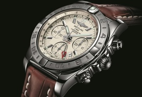 Часы, Breitling, Chronomat, GMT-44mm