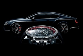 часы, Breitling, Breitling for Bentley, Bentley