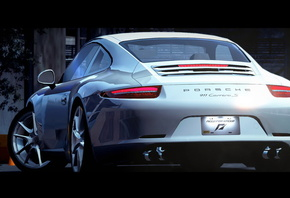 Need for Speed World, nfs, Porsche, 911 Carera S