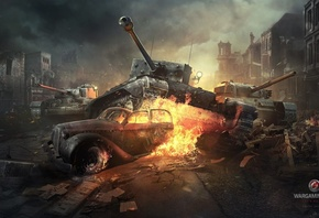 мир танков, World of tanks, танки, wot, a34 _comet i_, a27m mk viii _cromwell iv_