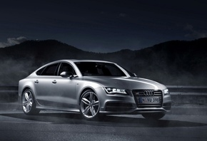 au-spec, ауди, Car, sportback, а7, light, audi a7, 2012, wallpapers, автомобиль