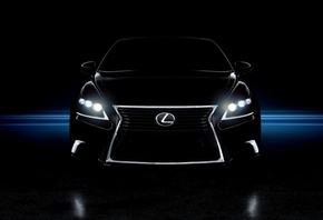 black, lexus gs460, wallpapers, Cars, beautiful, automobile, desktop, автом ...