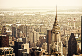 New York, New York City, NYC, Нью-Йорк, USA, США, Manhattan, Манхэттен, Chr ...