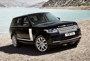 desktop, tdv8, black, new, automobile, rover, 2012, land, wallpapers, vogue, Car