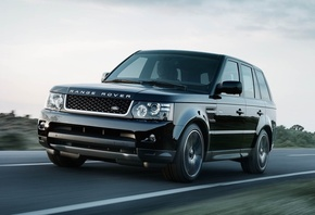 sport, ренж ровер, range rover, лэнд ровер, black edition, Land rover, спорт