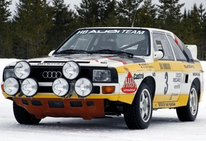 Audi, ауди, quattro, кватро, группа б, group b, rally car, sport, ралли