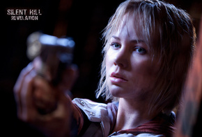 adelaide clements, хизер, Silent hill revelation 3d, heather mason, сайлент хилл 2
