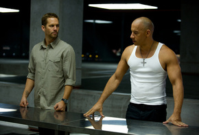 vin diesel, Форсаж 6, the fast and the furious 6, dominic toretto, вин дизе ...