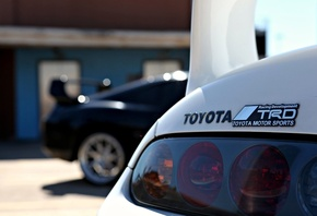 tuning auto, Auto, black, photography, toyota, supra, фото, white, tuning c ...