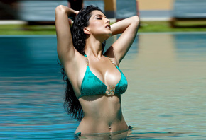 Sunny Leone, Bollywood, Celebrity, Actress, Model, Girl, Beautiful